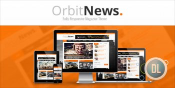 Orbit News v.1.0 - Responsive Magazine HTML Template