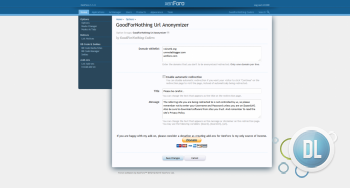 GoodForNothing Url Anonymizer/Redirector 1.1.3 Rus