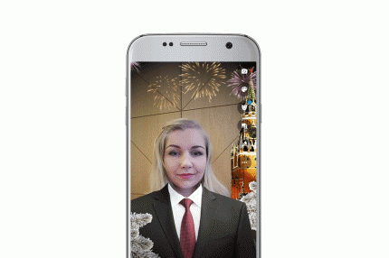 Одноклассники посодействуют записать новогоднее обращение в костюмчике президента