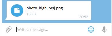 Найдена уязвимость нулевого дня в Telegram