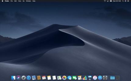 Apple выпустила новейшую MacOS для компов и ноутбуков