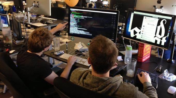 О работе программистом