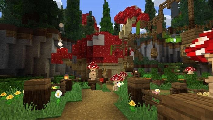 Что нового ожидает игрока в новых версиях Minecraft PE c 1.18.0, 1.18.10, 1.18.30