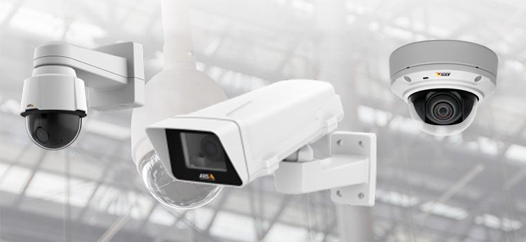 Широкий выбор видов систем наблюдения